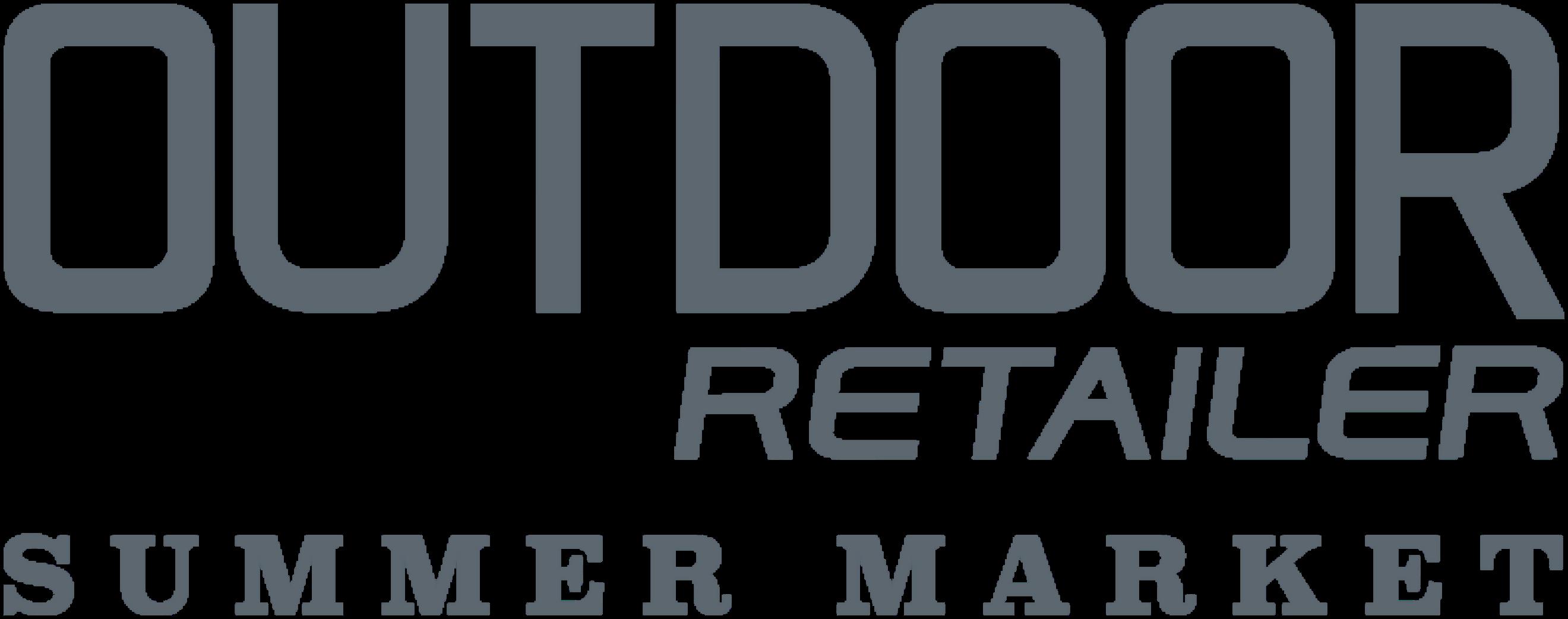 the outdoor retailer summer market logo